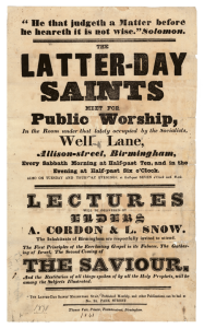 Alfred Cordon Missionary Tract 1841